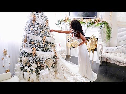 Fairy Tale Christmas Romantic Christmas Decorating Ideas 2018 Decorate My Tree Diy Gold Decorations Fashion For Women